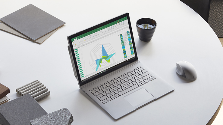 Surface Book 2 commercial