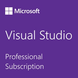Visual Studio Professional Subscription