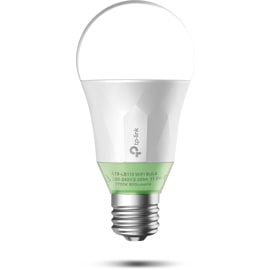 Front view of Kasa Smart WiFi LED Light Bulb