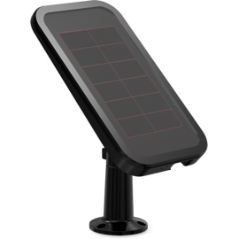 Arlo Solar Panel from a front angle