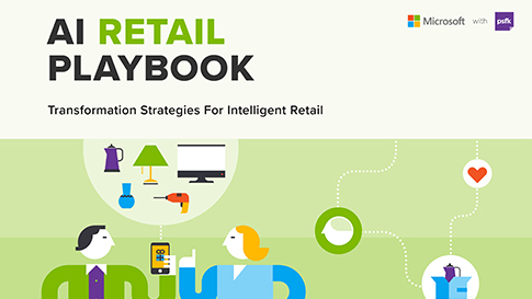 AI Retail Playbook: Transformation strategies or intelligent retail