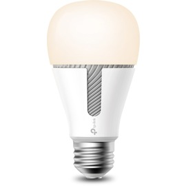 Front view of Kasa Smart Light Bulb