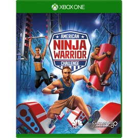 Cover of American Ninja Warrior for Xbox One