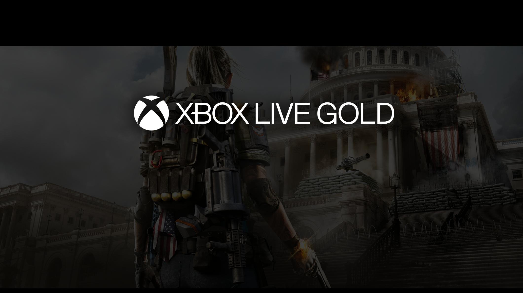 Xbox Live Gold Promo
