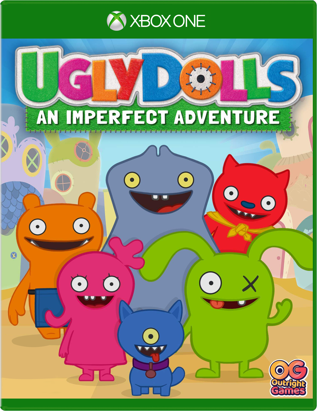 Namco Ugly Dolls: An Imperfect Adventure Xbox One Game