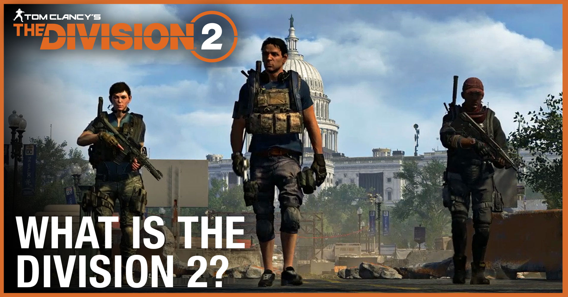 Tom Clancy's The Division 2 for Xbox One   Xbox