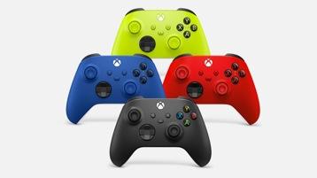 Controller Wireless per Xbox