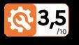 Indice de réparabilité: 3,5