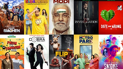 Eros Now aims to differentiate itself not just as a one-stop destination for online entertainment
