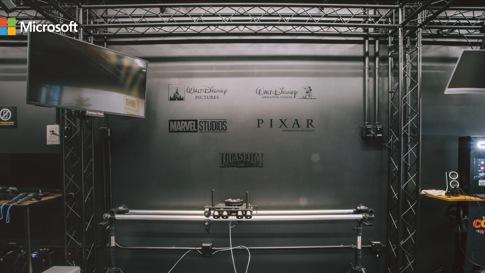 Disney Studios StudioLAB