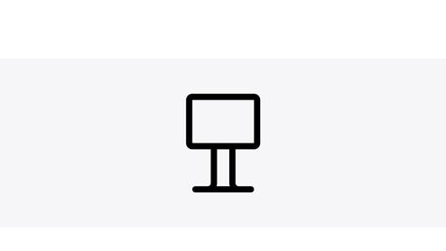 Kioszk ikon.
