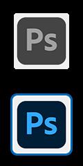 Adobe Photoshop 標誌