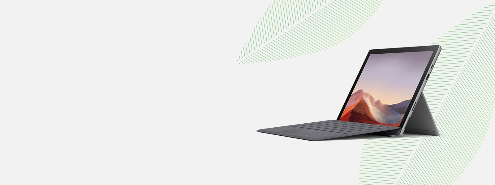 A Surface Pro 7