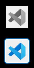 Microsoft Visual Studio 標誌
