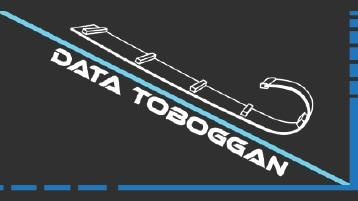 Data Toboggan.