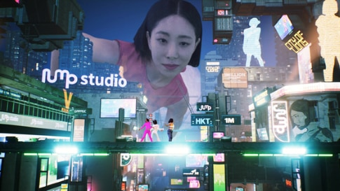 Jump Studio's Seung-yoon Baek discusses applications of volumetric videos in immersive experiences