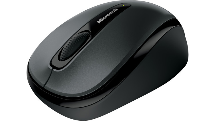 microsoft wireless mouse 3500 how to connect