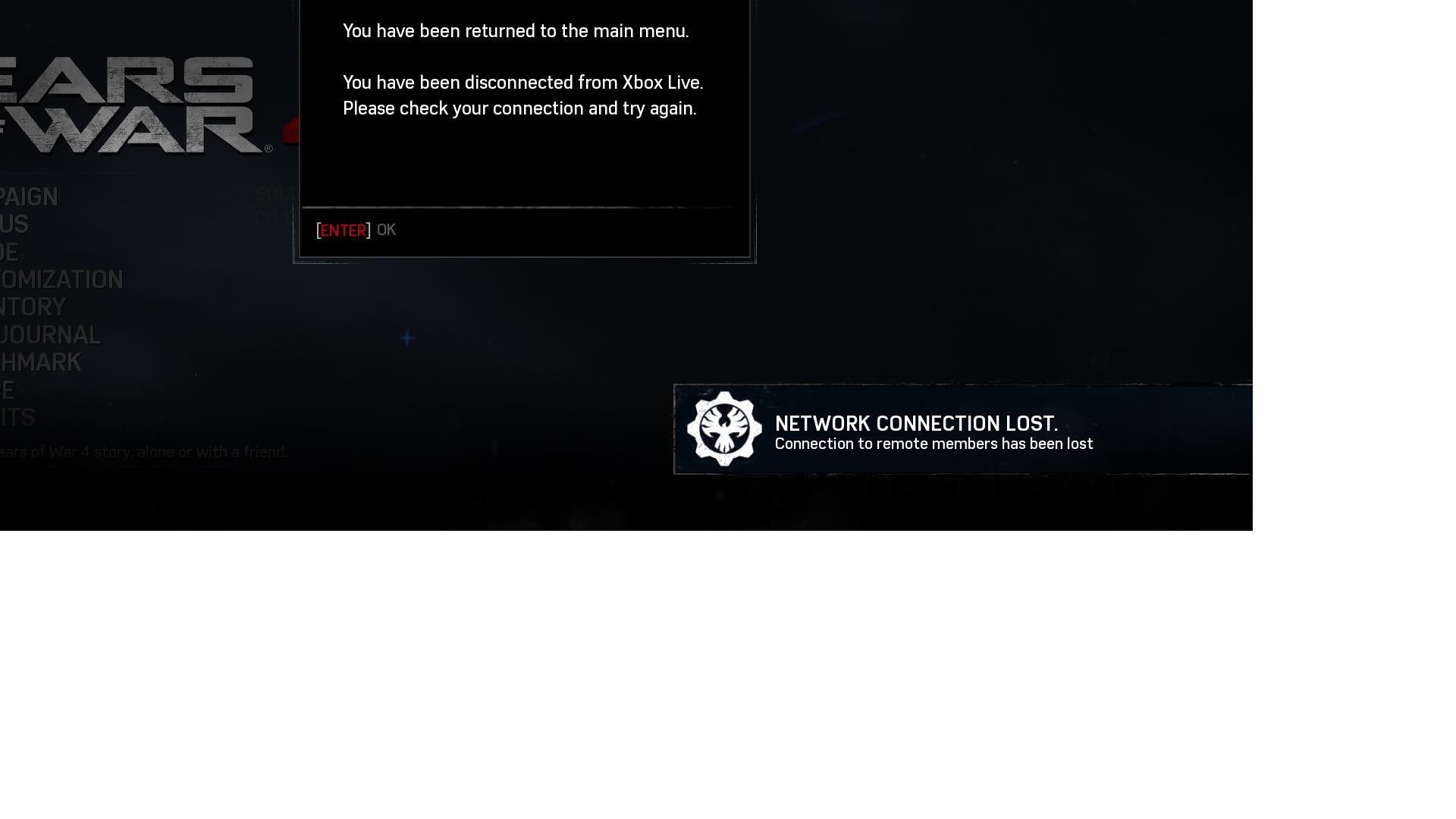 Why can't I play Gears of War when I bought it in a bundle? [IMG]